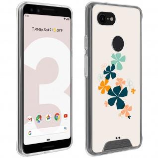 Handyhülle für Google Pixel 3, Made in France ? Kleeblatt Design