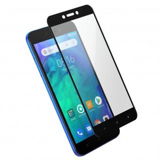 9H Härtegrad kratzfeste Glas-Displayschutzfolie für Xiaomi Redmi Go â€? Schwarz