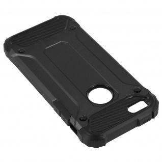 Defender II stoßfeste Schutzhülle für Apple iPhone 6 und iPhone 6S - Schwarz