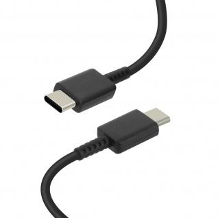 USB-C / USB-C 60W Lade- und Synchronisationskabel 1m Original Samsung ? Schwarz