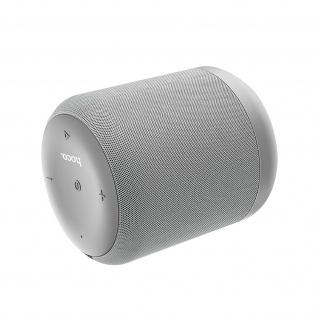 Bluetooth Wireless Speaker 360° Sound 5W Lautsprecher, Hoco ? Grau