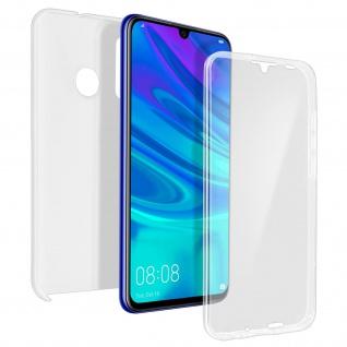 Schutzhülle für Huawei P Smart Plus 2019/P Smart 2019, Vorder- + Rückseite