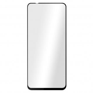 Xiaomi Redmi Note 10s / Note 10 Displayschutzfolie aus Glas by Akashi - Schwarz