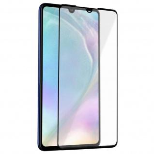 9H Härtegrad kratzfeste Glas-Displayschutzfolie für Huawei P30 - Schwarz