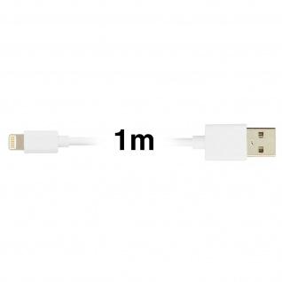 Ladekabel iPhone/iPad/ USB 2.1A Inkax ? 1M Aufladen und Synchronisieren - Vorschau 3