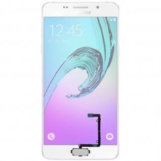 Ersatzteil Haupttaste mit Flexkabel für Samsung Galaxy A5 2016 Weiß
