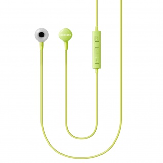 Original Samsung 3.5mm in-ear Kopfhörer HD Sound Multifunktionstaste ? Grün