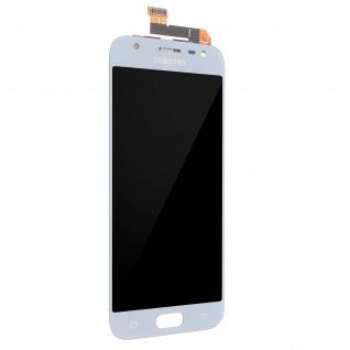 LCD Komplettset mit Touchscreen für Samsung Galaxy J3 2017 - Blau
