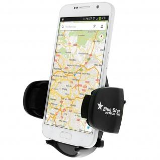 Universal KFZ-Halterung für Smartphones - Lüftungshalterung - Schwarz