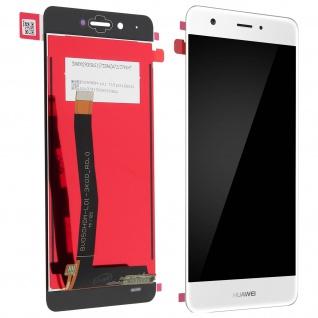 LCD Komplettset mit Touchscreen für Honor 6C - Weiß