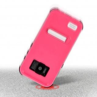 Galaxy S8 wasserfeste Schutzhülle bis zu 6m Tiefe Rundumschutz IP68 - Rosa