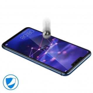 Displayschutzfolie aus Glas für Huawei Mate 20 Lite / P Smart Plus - Akashi - Vorschau 5