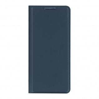 Klappetui mit Kartenfach & Standfunktion Vivo X51 5G ? Dunkelblau