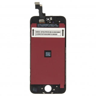 LCD Komplettset Apple iPhone SE + Touchscreen - Schwarz - Vorschau 3