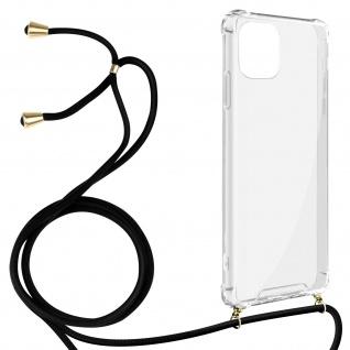 Handykette Handyhülle mit Halsband für Apple iPhone 11 ? Transparent