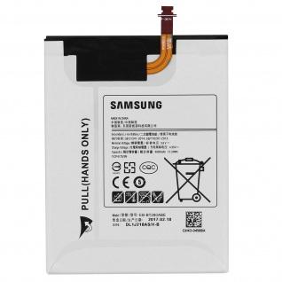 """Samsung Galaxy Tab A6 7"""", Tab A 7"""" 2016 4000mAh Akku - Samsung EB-BT280ABE Akku"""