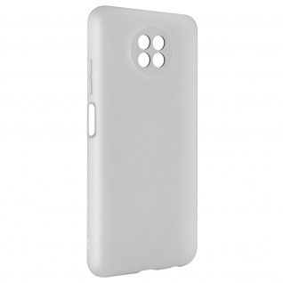 Gelhülle, Backcover für Xiaomi Redmi Note 9T 5G ? Weiß