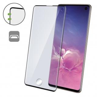 4Smarts â€? Displayschutzfolie gehärtetes Glas 9H Härtegrad für Samsung Galaxy S10