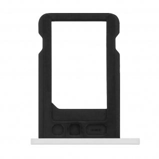 Nano-Sim-Ersatz-Kartenhalter für iPhone 5C Weiß