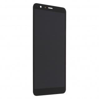 LCD Komplettset mit Touchscreen für Asus Zenfone Max Plus M1 - Schwarz