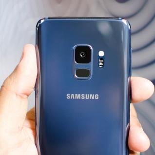 Kamera Linse für Rück-Kamera Samsung Galaxy S9 Plus - Schwarz - Vorschau 3