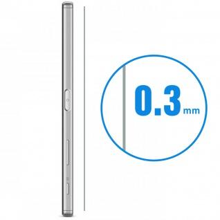 Ultradünne bruchsichere Displayschutzfolie aus Hartglas für Sony Xperia Z5 0, 3mm - Vorschau 3