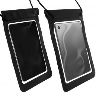 Universal wasserdichte Schutzhülle für 8'' Tablets ? Schwarz