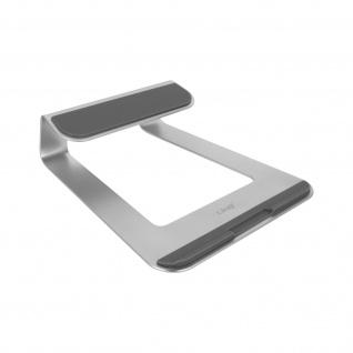 HD3268 LinQ Silber Laptop-/Tablet-Ständer Stabil und rutschfest â€? Silber