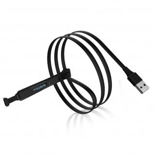 iPhone/iPad/ USB 180° 1.2m Gaming Ladekabel, 2A Ausgangsleistung - Mcdodo
