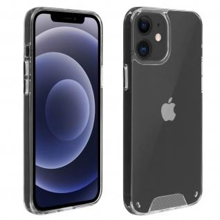 Cristal Hybrid Schutzhülle für Apple iPhone 12 Mini ? Transparent