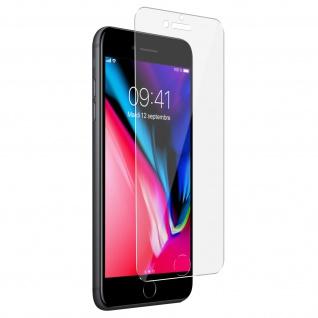 Displayschutzfolie aus Latex, Apple iPhone 8 / 7 / 6S / 6 ? Transparent