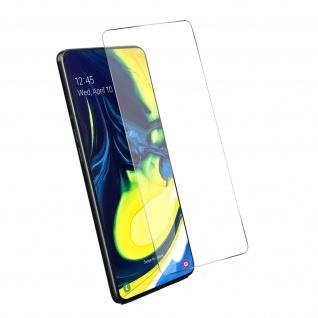 4Smarts - Schutzfolie Second Glass für Samsung Galaxy A80 - Transparent