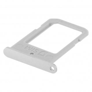 Nano-Sim-Ersatz-Kartenhalter für Samsung Galaxy S6 Edge - Silber - Vorschau 3