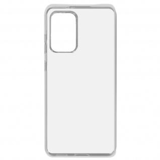 Samsung Galaxy A52 / A52 5G Schutzhülle Silikon by Akashi - Transparent