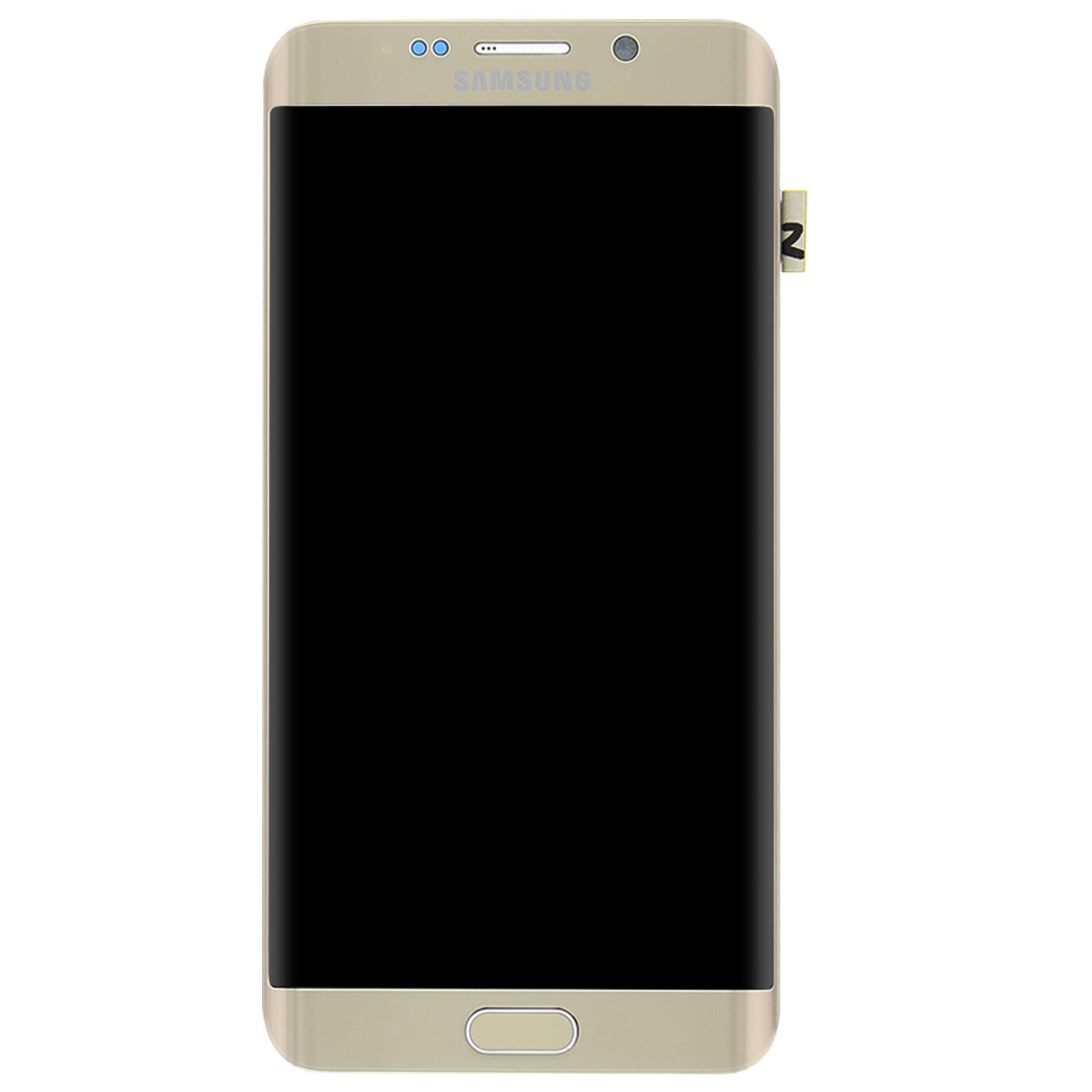 Ersatzdisplay Samsung Galaxy S6 Edge Plus Scheibe Vormontiert A Gold Kaufen Bei Mycoolcase