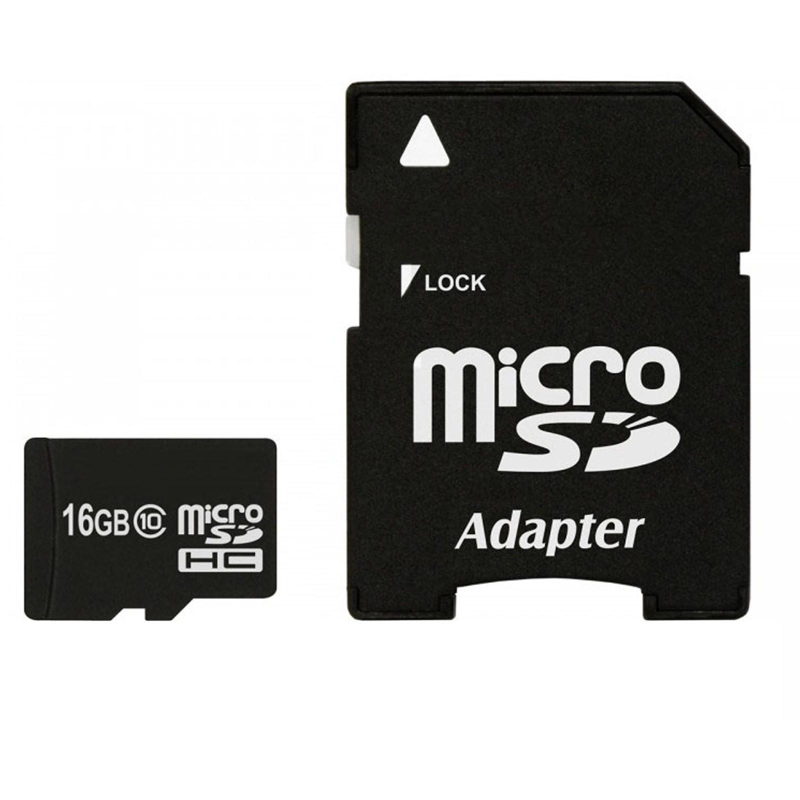 Sd Karte Micro.Micro Sd Karte 16 Gb Speicherkarte Adapter