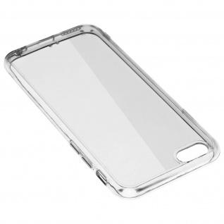 Mocca Bumper Crystal Schutzhülle für Apple iPhone 6 und iPhone 6S ? Transparent