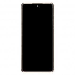 Ersatzdisplay Samsung Galaxy S20 FE 4G, Scheibe vormontiert ? Cloud Orange