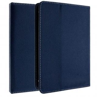 Universal Flip-Schutzhülle für 7'' Tablets mit Griff & Standfunktion - Blau
