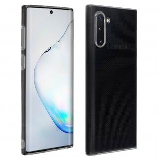 360° Protection Pack für Samsung Galaxy Note 10: Cover+ Displayschutzfolie