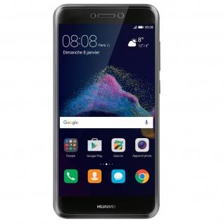 Huawei P8 Lite 2017/Honor 8 Lite Display- Rück Schutzfolien abgerundete Kanten