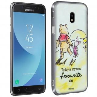 Winnie the Pooh Disney Gelhülle, Silikon Hülle für Samsung Galaxy J5 2017