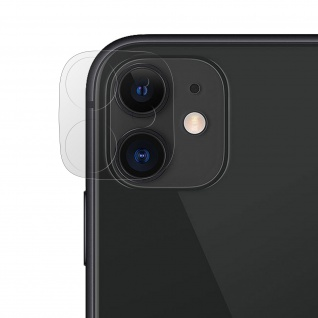 Rückkamera kratzfeste Schutzfolie Apple iPhone 12 Mini ? Transparent
