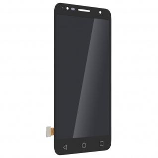 LCD Komplettset mit Touchscreen Ersatzteil für Alcatel Pop 4 Plus - Schwarz