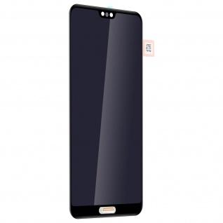 LCD Komplettset mit Touchscreen Ersatzteil für Huawei P20 - Schwarz