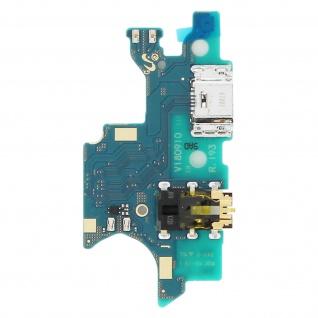 Micro-USB Ladeanschluss+Flexkabel/3.5mm Klinkenstecker Ersatzteil Galaxy A7 2018 - Vorschau 2