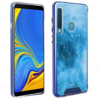 Handyhülle für Galaxy A9 2018, Made in France ? Sternbild Pegasus Design
