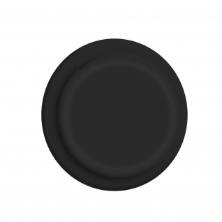 Apple AirTag weiche Silikonhülle, klebende Rückseite ? Schwarz