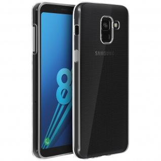 Samsung Galaxy A8 Schutzhülle Silikon ultradünn (0.30mm) ? Transparent