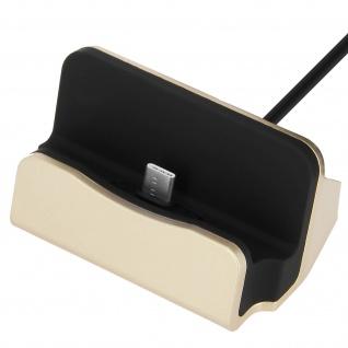 Ladestation mit USB-C Anschluss Aufladen & Synchronisierung - Gold - Vorschau 4